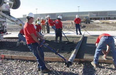 How To Dry Concrete Quicker