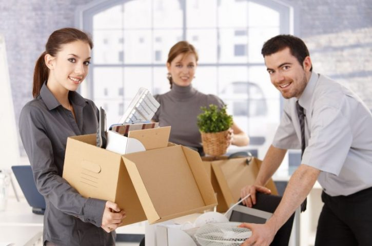 Five Steps To Prepare For Office Relocation