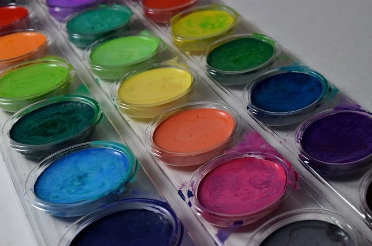 What exactly is paint by numbers?